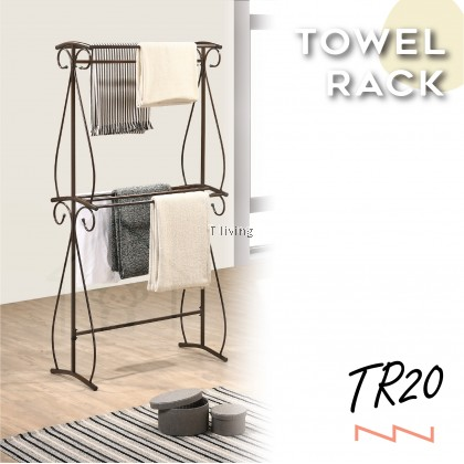TOWEL STAND / CLOTHES HANGER / RACK